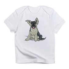 German Shepard pup Infant T-Shirt