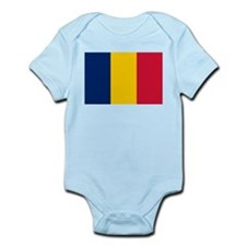 Funny Chad Infant Bodysuit