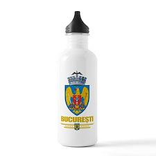 Bucuresti (Bucharest) Water Bottle