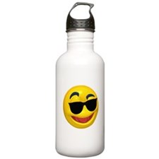 Cool Shades Face Water Bottle