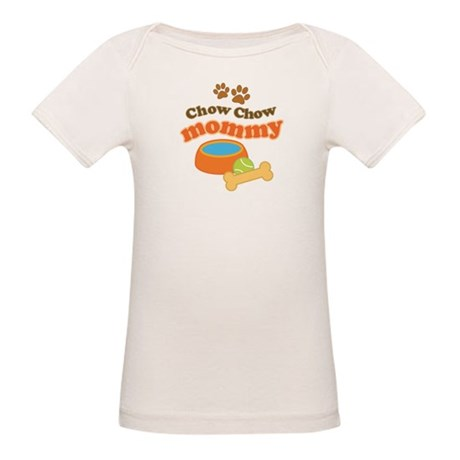 Chow Chow Mommy Pet Gift Organic Baby T-Shirt