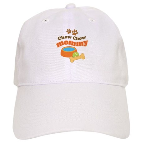 Chow Chow Mommy Pet Gift Cap