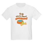 Chow Chow Mommy Pet Gift Kids Light T-Shirt
