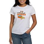 Elkhound Mommy Pet Gift Women's T-Shirt