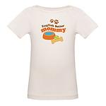 English Setter Mommy Pet Gift Organic Baby T-Shirt
