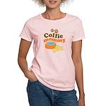 Collie Mommy Pet Gift Women's Light T-Shirt