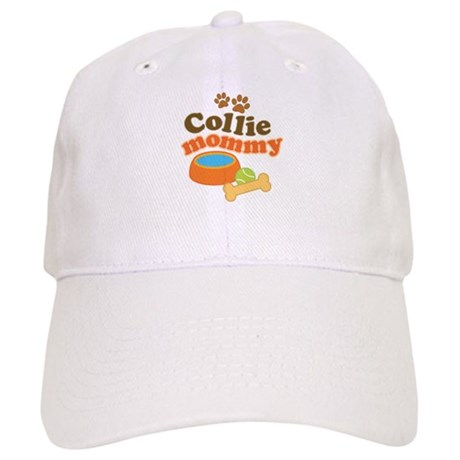 Collie Mommy Pet Gift Cap