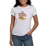 Collie Mommy Pet Gift Women's T-Shirt