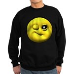 Winky Face Sweatshirt (dark)