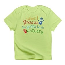 Kids Future Actuary Infant T-Shirt