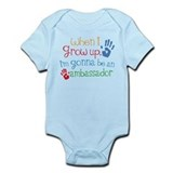 Kids Future Ambassador Infant Bodysuit