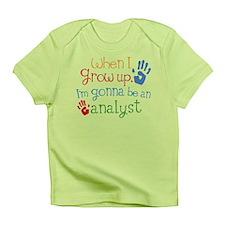 Kids Future Analyst Infant T-Shirt