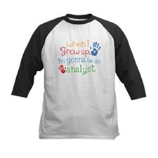 Kids Future Analyst Tee
