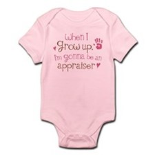 Kids Future Appraiser Infant Bodysuit