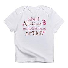 Kids Future Artist Infant T-Shirt