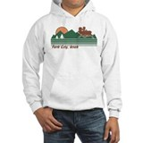 Park City Utah Jumper Hoody