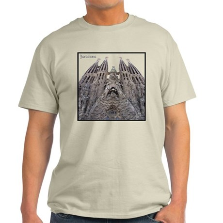 Barcelona Sagrada Light T-Shirt