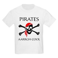 Pirates aarrgh cool T-Shirt