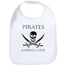 Pirate aarrgh cool Bib
