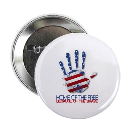 "Home of the Free 2.25"" Button (10 pack)"