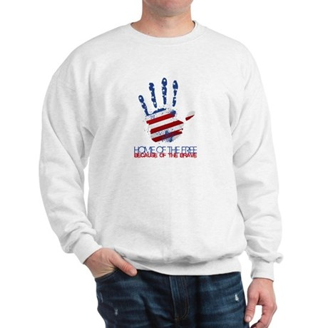 Home of the Free Sweatshirt