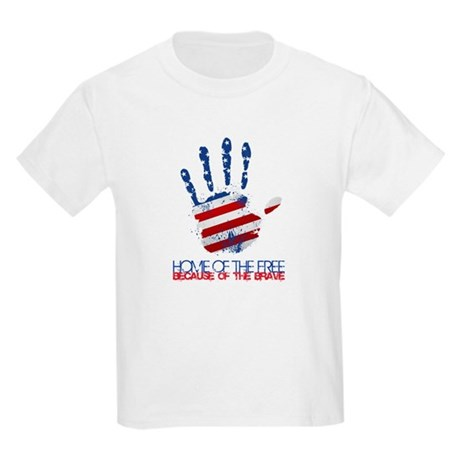 Home of the Free Kids Light T-Shirt