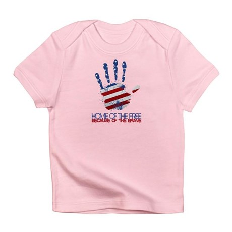 Home of the Free Infant T-Shirt