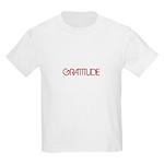 Gratitude Kids Light T-Shirt