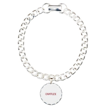 Gratitude Charm Bracelet, One Charm