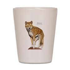 Dingo Shot Glass