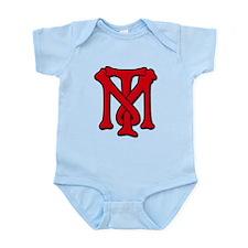 Tony Montoya Scarface TM Infant Bodysuit