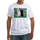 Bridge & Poodle Pair Shirt