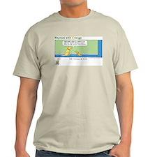 Bow Mitzvah Light T-Shirt