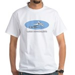 Luke Dogwalker White T-Shirt