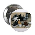 """Six Muffed Tumblers 2.25"""" Button (100 pack)"""