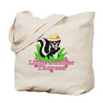 Little Stinker Theresa Tote Bag