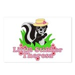Little Stinker Theresa Postcards (Package of 8)