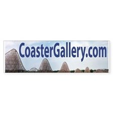 CoasterGallery.com Bumper Sticker