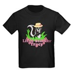 Little Stinker Tracy Kids Dark T-Shirt