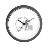 Funny Equiptment Wall Clock