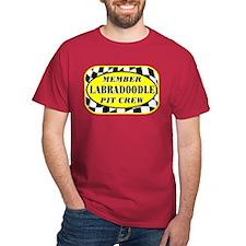 Labradoodle PIT CREW T-Shirt