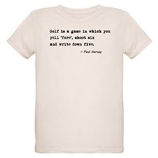 'Golf Quote' T-Shirt