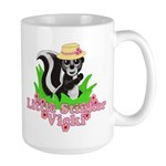 Little Stinker Vicki Large Mug