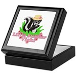 Little Stinker Vicki Keepsake Box