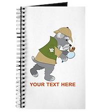 Schnauzer Detective Journal
