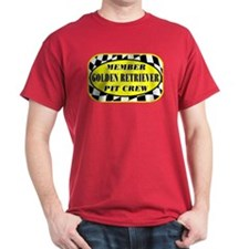 Golden PIT CREW T-Shirt