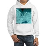 Spider Webs Hooded Sweatshirt