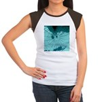 Spider Webs Women's Cap Sleeve T-Shirt