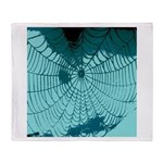 Spider Webs Throw Blanket