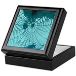Spider Webs Keepsake Box